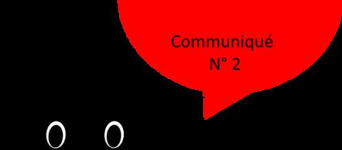 SUSPENSION DES ACTIVITES EN SALLES JUSQU'AU 14 NOVEMBRE 2020