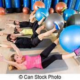 Fit Ball Stretching